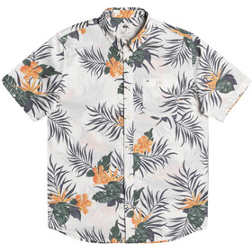 Quiksilver Paradise Expres Woven Top Men snow white paradise express